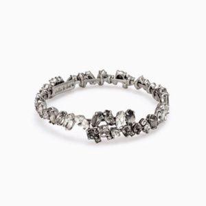 NIB Stella & Dot Hera Coil Bracelet